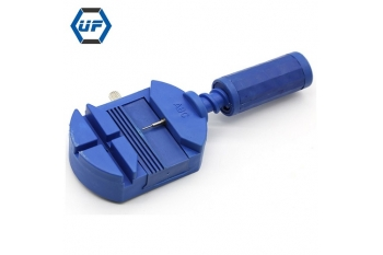 China Factory Blue Watch Band Link Strap Pin Remover Ajustar herramientas de reparación