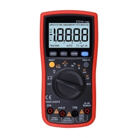 China 550Vautomatic range digital multimeter automatic calibration precision 19999character high precision measuring instrument factory