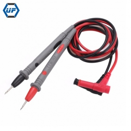 China High Quality Test Leads Probe for Digital Multimeter 1000V 10A Multimeter Wire Probe, Multimeter Accessory Probe factory