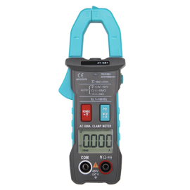 China Kingsdun 4000 high-precision clamp-shaped automatically recognizes AC current 600VAC DC voltage ohm frequency digital multimeter factory
