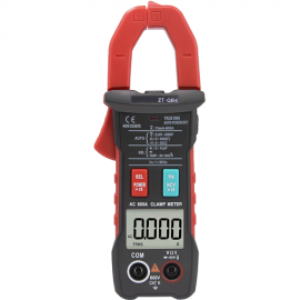 China Kingsdun Portable Handheld Clamp Digital Multimeter 4000 words high precision key type digital clamp multimeter factory